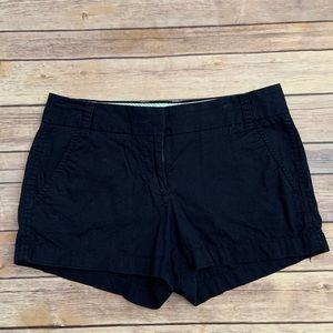 J. Crew Navy Blue Chino Shorts